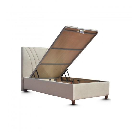 Bellona Verso Coton Vizon Baza + Başlık + Caprice Yatak 120x200