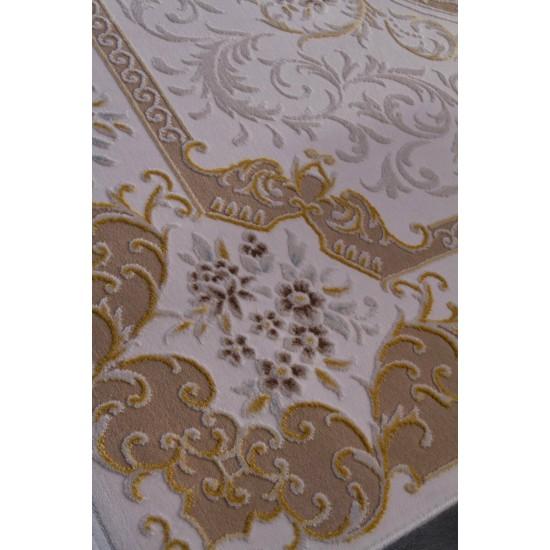 Gümüşsuyu Prestige Koleksiyon 04716 Kahverengi Halı