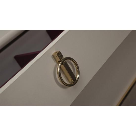 Bellona Mistral Yatak Odası 5 Kapılı 150/160 Başlıklı Takım