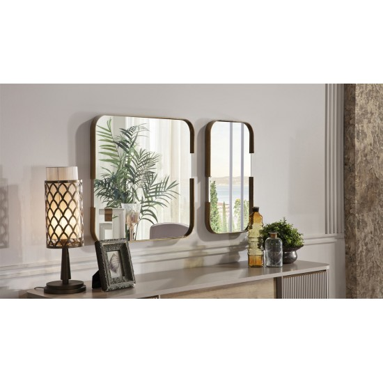 Bellona Sanvito Büfe Aynası (İkili)