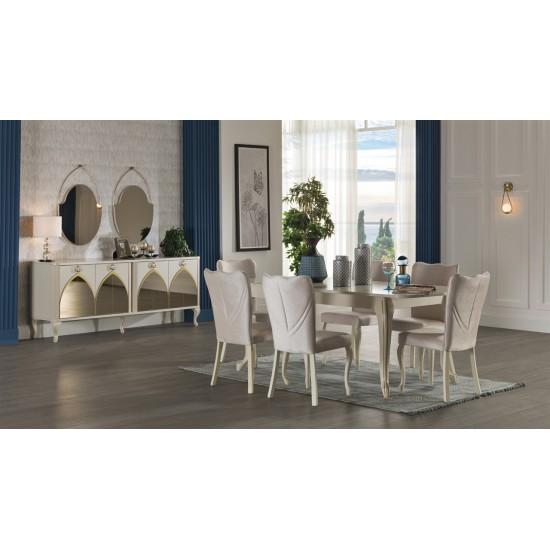 Bellona Solven Yemek Odası 6163 Sandalye (2 Adet)